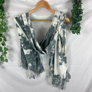 NWOT BP Nordstrom tie dye soft scarf